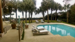 17 Beach Lagoon Dr South Pool and Ocean Sea Pines