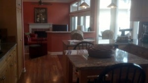 37 Old Ft Drive HH Plantation Family Room from Kitchen